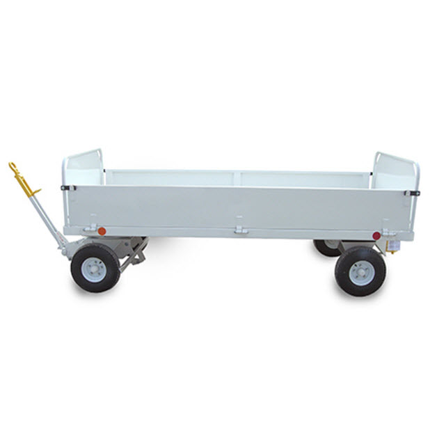 Ground Support Equipment - Open Baggage Cart