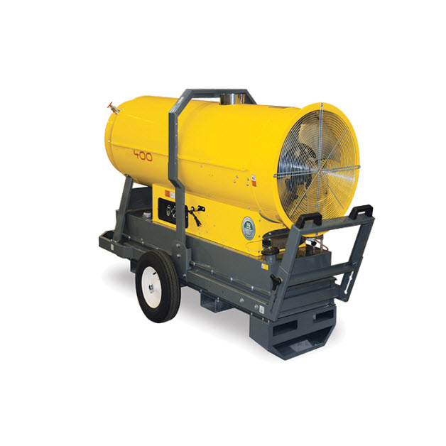 Aviation Ground Support Equipment Service - Heaters