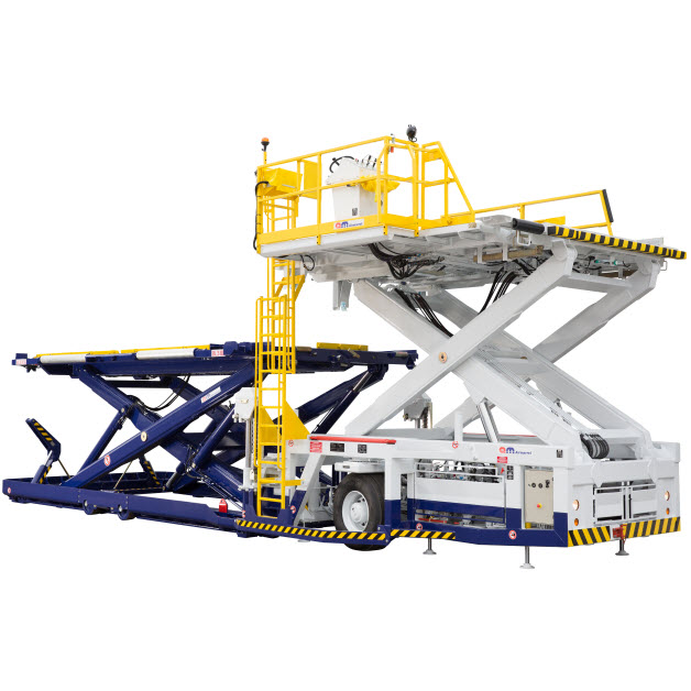 Airport Ground Handling Equipment Cargo Loaders