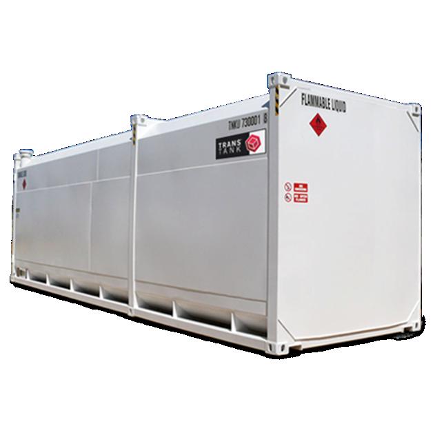 Stationary Fuel Storage