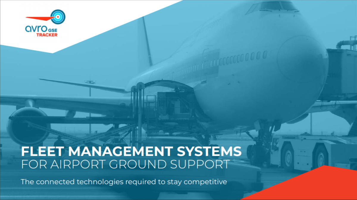Fleet Management Systems for Airport Ground Support