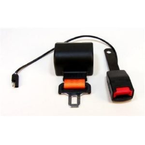 Ground Support Equipment Service Parts - Retractable Seat Belt with Switch
