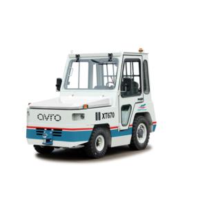 Diesel Baggage Tractors - Avro XT670