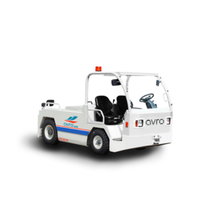 Electric Baggage Tractors