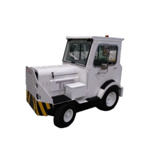 Gasoline Baggage Tractor - Avro TUG MA50