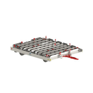 Thumbnail - Universal Pallet Container Dolly - Enclosed Caster