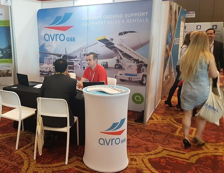 Avro Exhibits at GHI Panama Conference