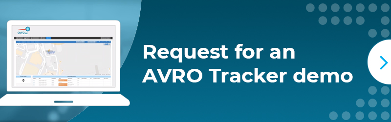 Request Avro Tracker Demo